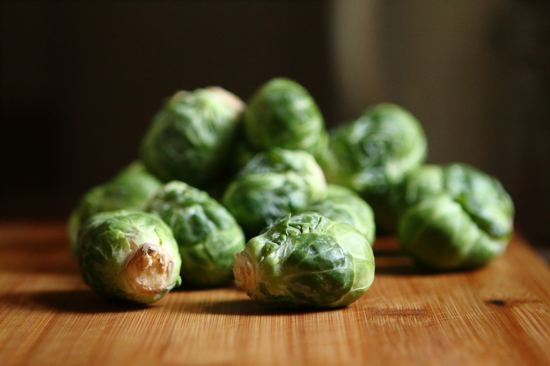 Oven Roasted Brussel Sprouts with Truffle Oil Recipe