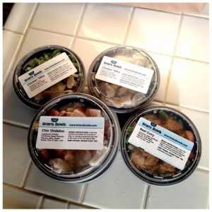 Brian's Bowls - always there for me in a paleo pinch.
