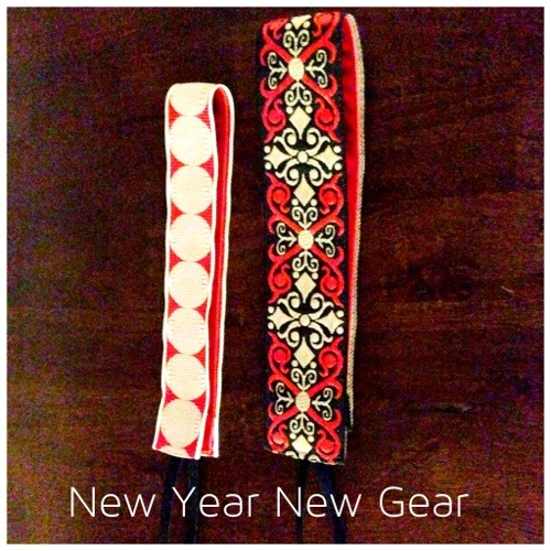 New Year New Gear: Headbands from Sweatybands