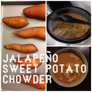 Whole30 Day 24 Recap: Soccer & Jalapeño Sweet Potato Chowder