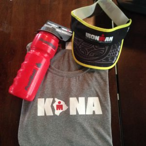 Ironman Kona Gear
