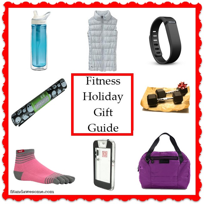 Fitness Holiday Gift Guide for Fitness Enthusiasts