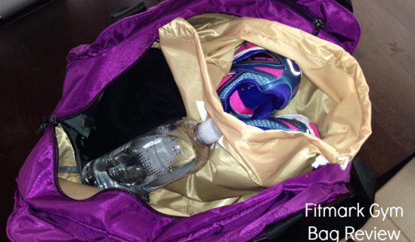 Fitmark Bag Review & Sport Tote Giveaway