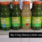 My Skinny Limits 3 Day Juice Cleanse Review