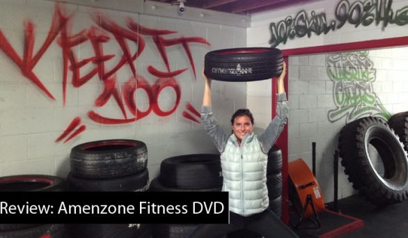 Amenzone Fitness & Rebel DVD Review