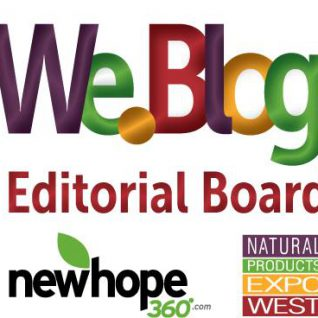 We.Blog Editorial Team at Natural Products Expo West