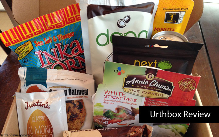 Urthbox Review and Discount Code