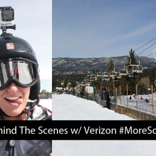 Verizon #MoreSoCal Series: Snowboarding & Surfing in the Same day with Lindsay from Fit & Awesome.