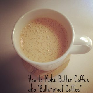 Recipe: How to Make Butter Coffee