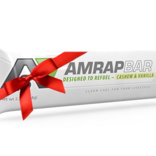 The All-New AMRAP Nutrition Bars Review