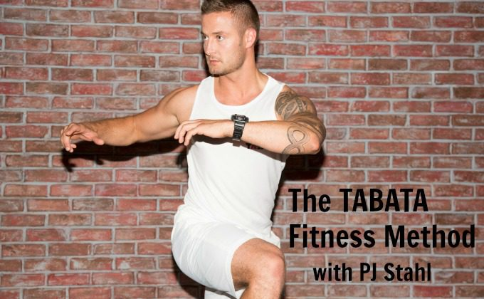 The Tabata Fitness Method with PJ Stahl