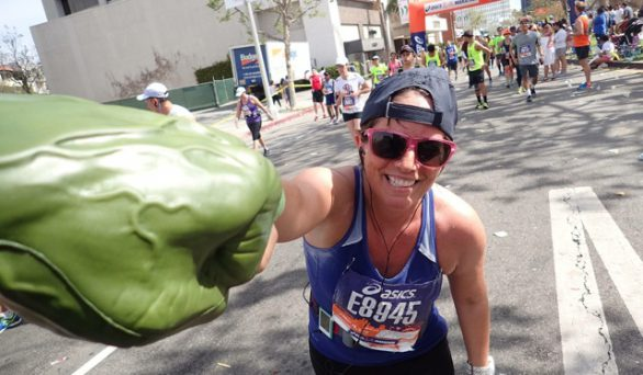 Never Give Up. Never Surrender. An Interview with Ultrarunner Heather Krug.