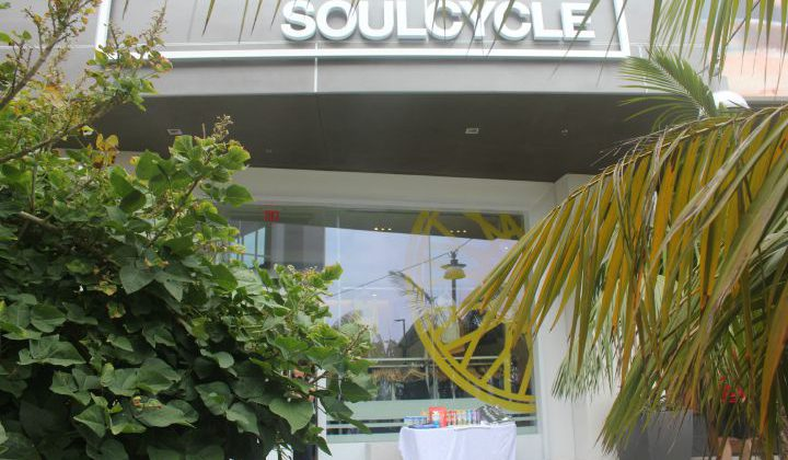 Fit & Awesome SoulCycle Manhattan Beach on June 25th