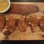 Smokehouse Almond Chicken Fingers