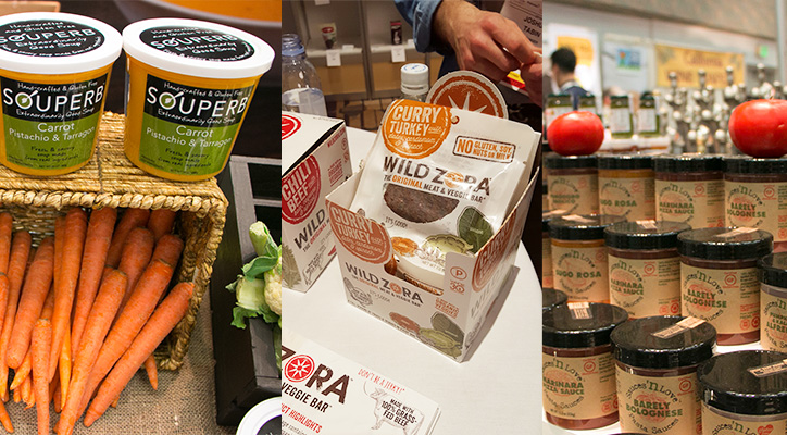 ExpoWest Sugar Free Foods