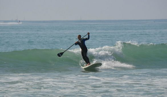 Things to consider when buying a stand up paddle surfing board