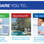 United Healthcare: June 2016 Dares + Giveaway
