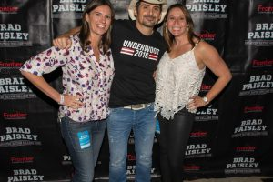Frontier On Tour w/ Brad Paisley & My First Country Music Show