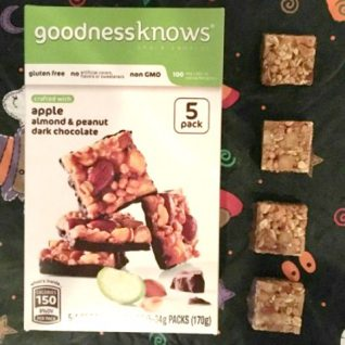 goodnessknows is now Gluten-Free