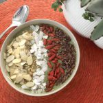 Super Green Smoothie Bowl Recipe