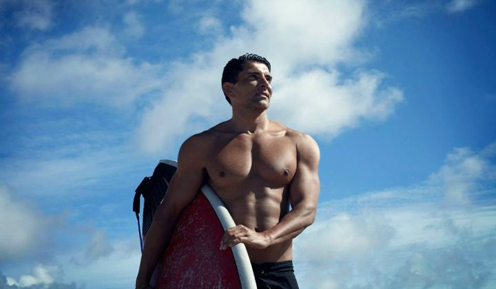 Interview with Carlos Makali'i Sosa of Surfcore Fitness Studio