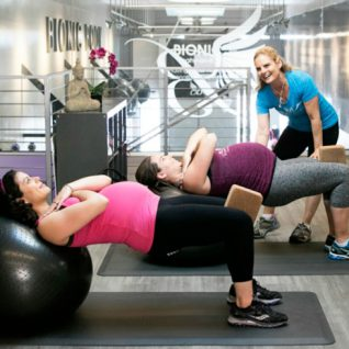 Top 4 Prenatal Exercises for Stronger CORE and Pelvic Floor