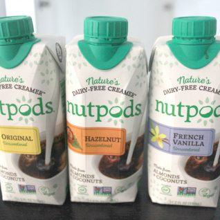 NutPods Whole30 Approved
