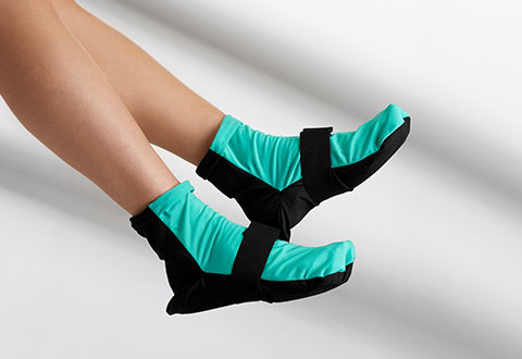 socks to ease footpain