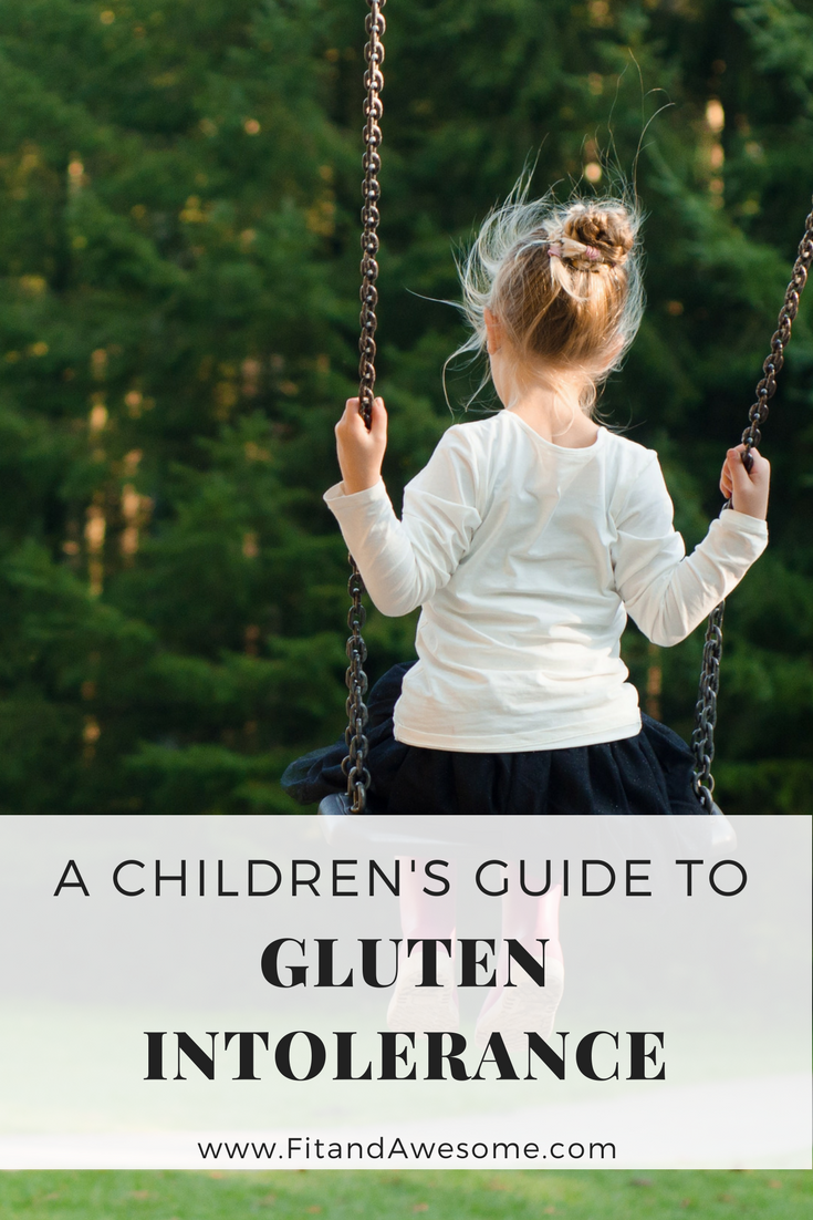 childrens guide to gluten intolerance
