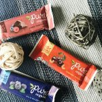 Pure Organic Bars in Your Diaper Bag