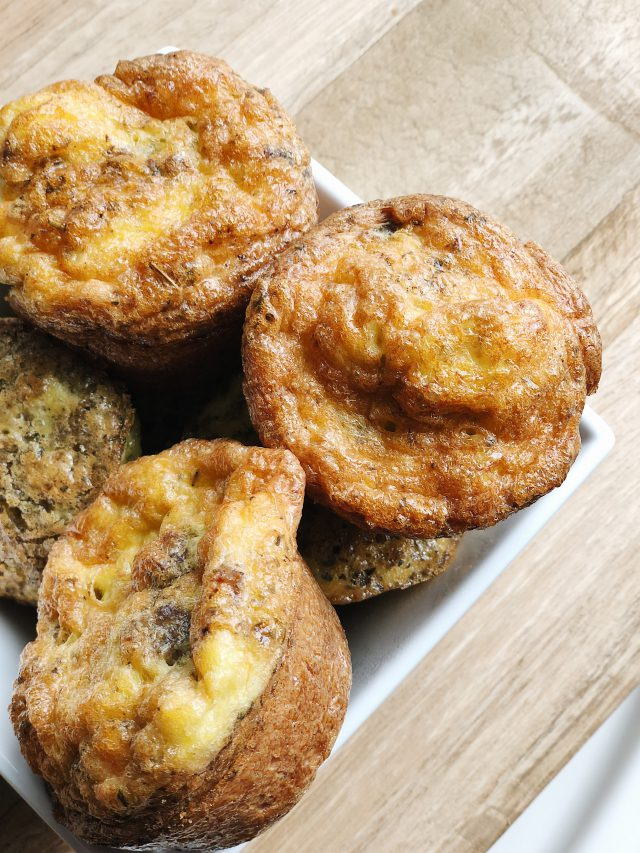 awesome whole 30 breakfast muffins