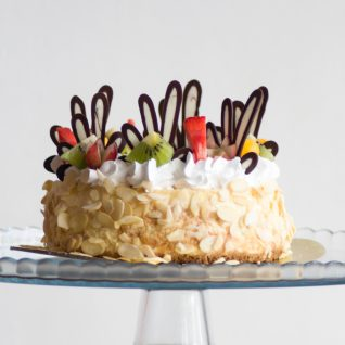 Quick and Healthy Smash Cake - Fit and Awesome