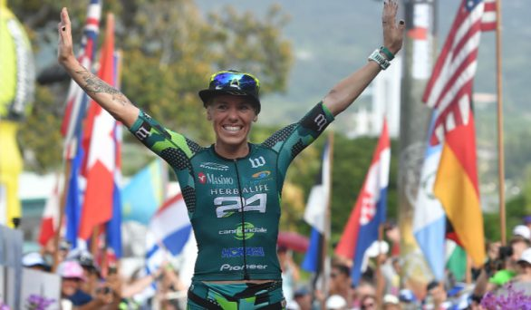 Q&A with Herbalife Professional Triathlete Heather Jackson