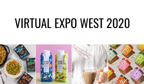 New Products from Virtual Expo West 2020